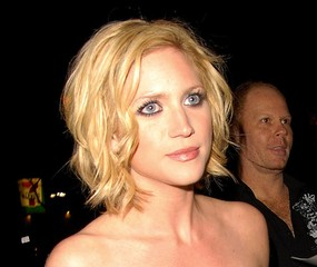 Brittany Snow's Flirty Wedding Haircut