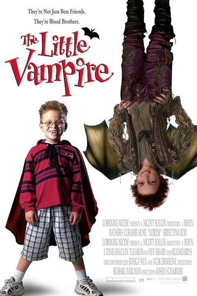 The Little Vampire (2000, PG)