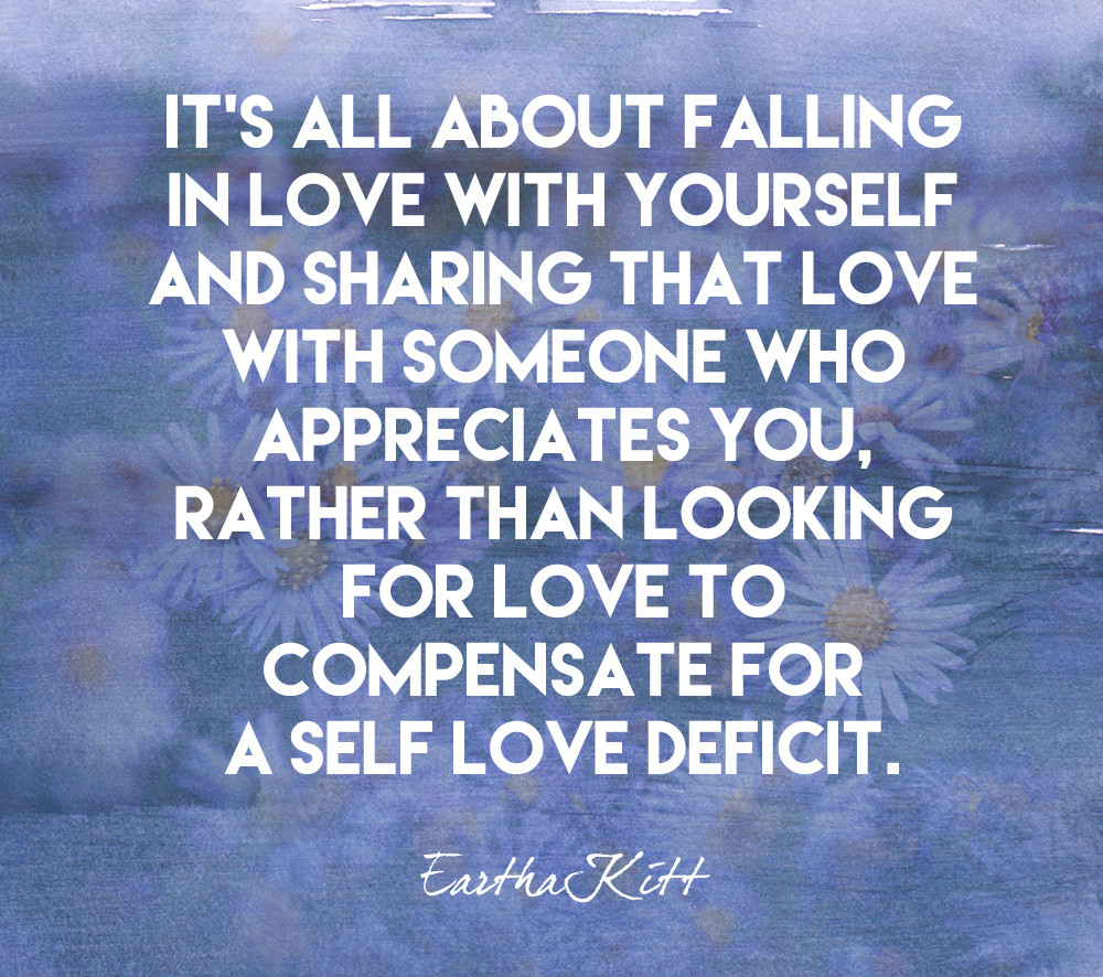 Beginning To Fall In Love Quotes: Quotes To Celebrate Self Love