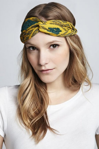 30 Women Who Prove Head Scarves Are the Hottest Summer Accessory