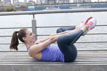 Summer Body Workout: Three Moves for Toned Abs