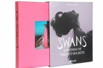House Warming Gift: SWANS Coffee Table Book