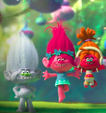 Trolls 2016 Pg Shows On Netflix Your Whole Family Will Really Love Livingly