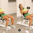 Incline Curl