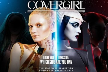 Fangirls Everywhere are Freaking Out Over CoverGirl's 'Star Wars' Collection