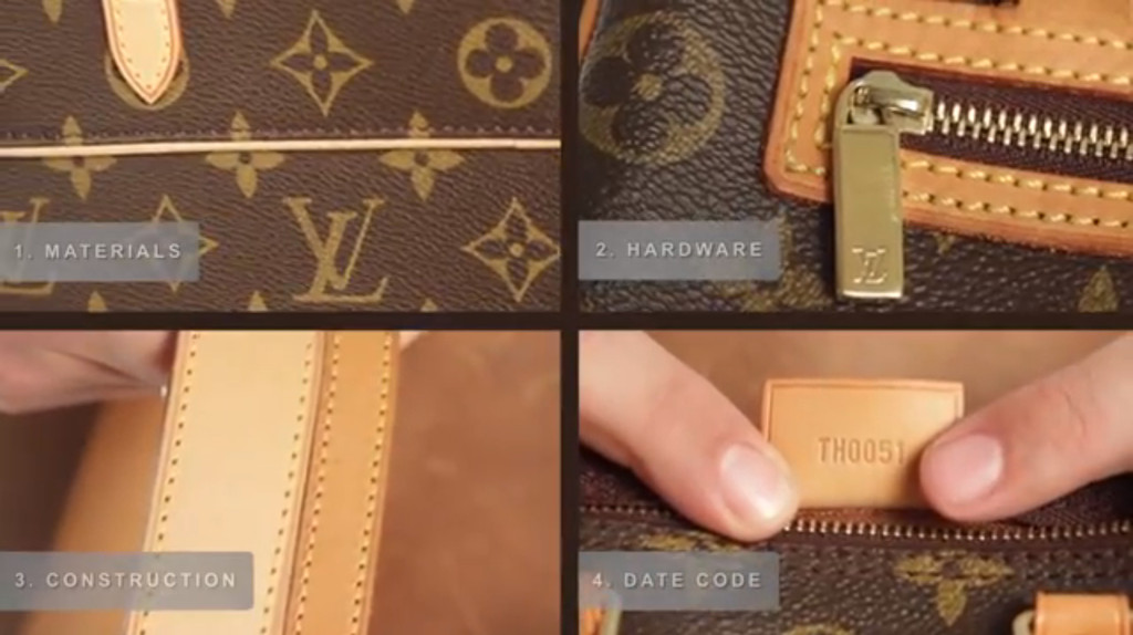 How to Tell if Your Louis Vuitton is Authentic [VIDEO ...