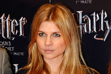Clemence Poesy Perfects Messy Chic in Paris