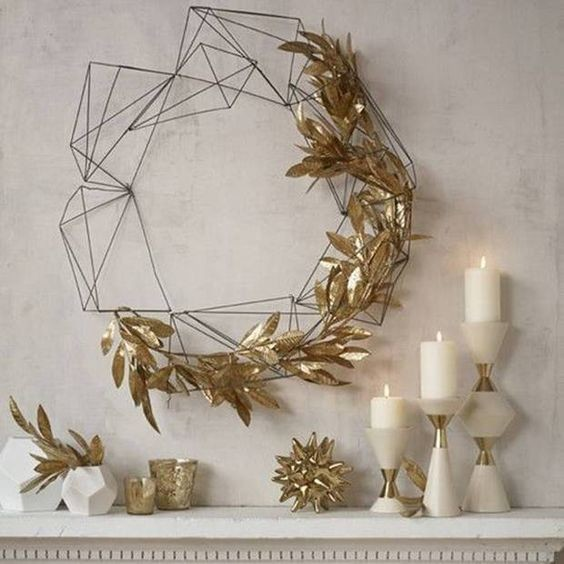 Structural Wreath