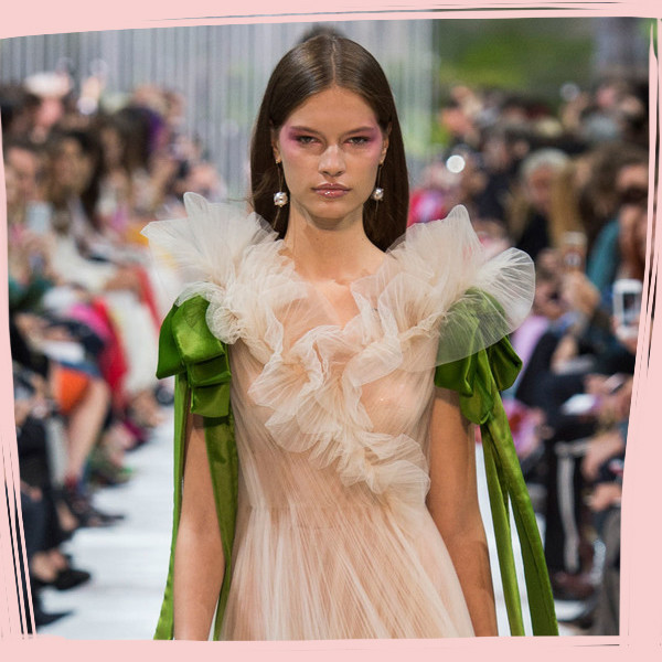 The Most Beautiful Runway Gowns at Paris Fashion Week