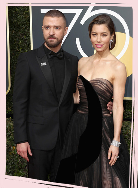 The Cutest Couples at the Golden Globes 2018