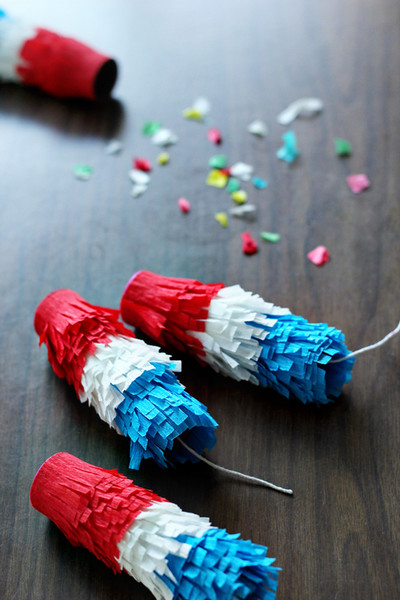 Grown-up Confetti Poppers