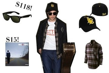 Holiday Gift Guide: What to Buy for the Robert Pattinson Guy