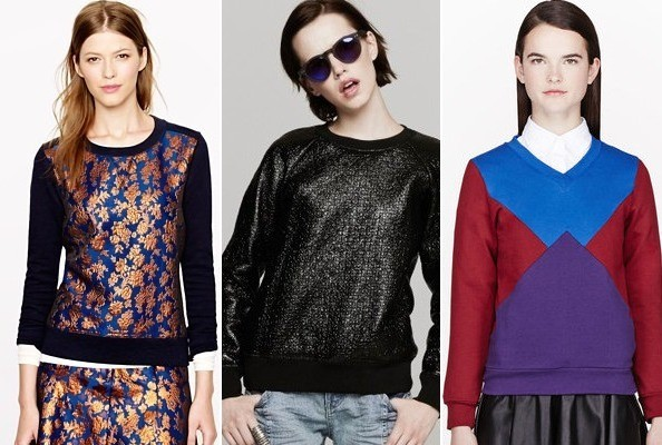 Hunt for the Perfect Fashion Sweatshirts