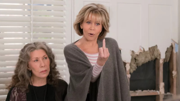 Grace And Frankie In 'Grace And Frankie'