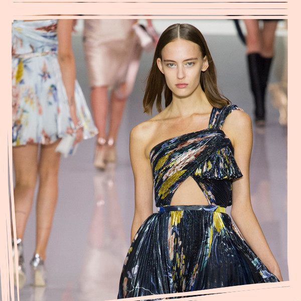 London Fashion Week's Most Unforgettable Dresses