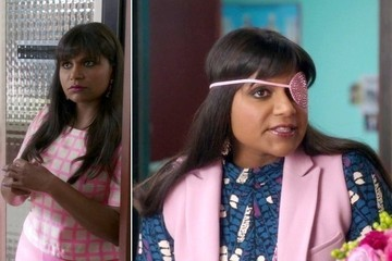 Mindy Kaling Shows Off an Unexpected Statement Accessory on 'The Mindy Project'