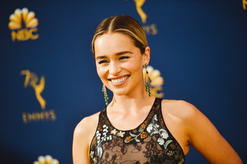 Emilia Clarke Reveals She Suffered Two Life-Threatening Brain Aneurysms During The Early Days Of 'GOT'