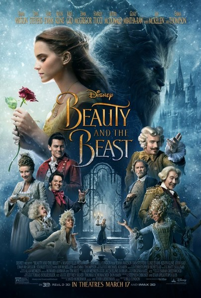 Beauty & the Beast (2017, PG)