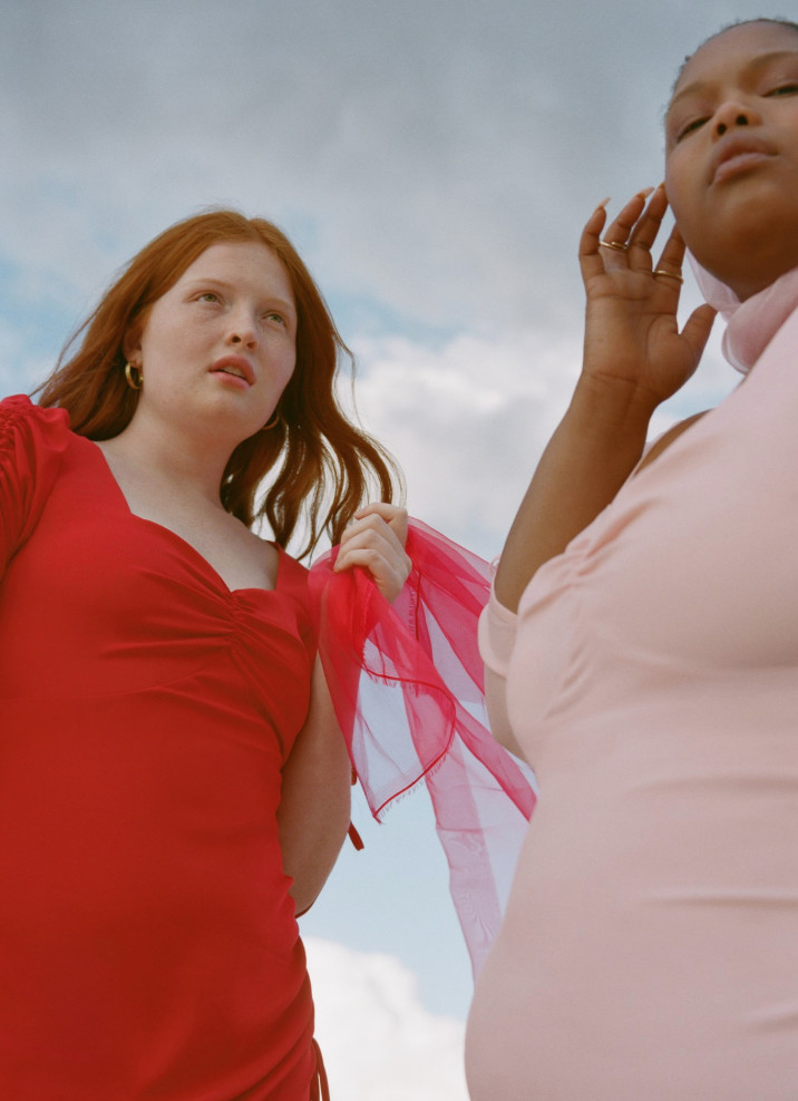 Rodarte And Universal Standard Just Dropped A Size-Inclusive Collaboration