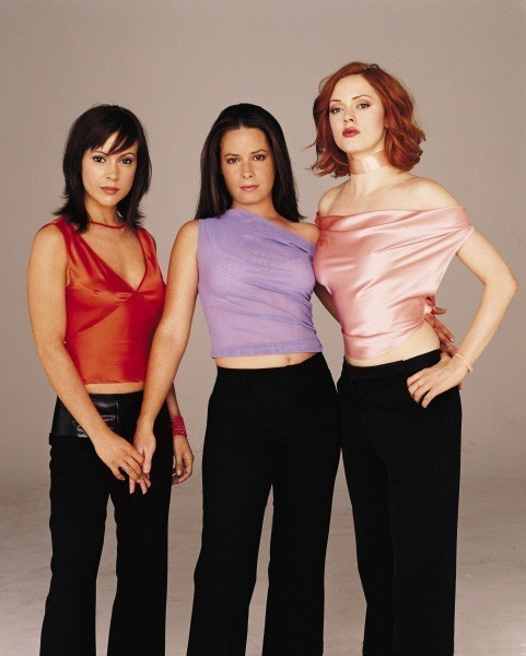 Piper, Phoebe and Paige, 'Charmed'