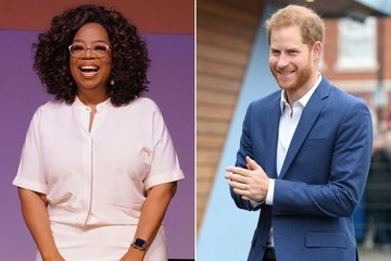 Prince Harry And Oprah Are Teaming Up On A Docuseries About Mental Health