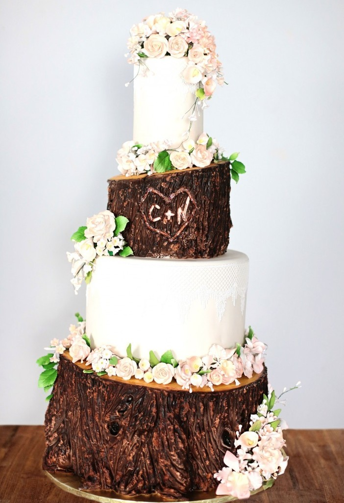 wedding cake inspo for the rustic wedding cake inspo for every 22986
