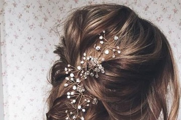 Wedding Hair Ideas for Brides Who Don't Want an Updo