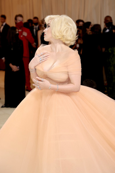The Most Daring Gowns At The 2021 Met Gala