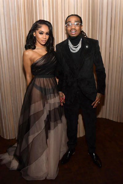 Breakup: Quavo And Saweetie
