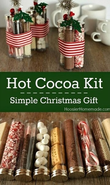DIY Hot Cocoa Kit