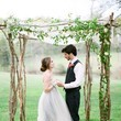 A Natural Chuppah or Canopy