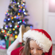 Make a letter to Santa part of the yearly tradition