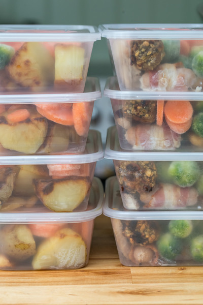 Meal Plan For The Week