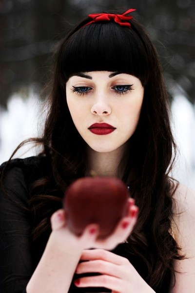 Simple Snow White