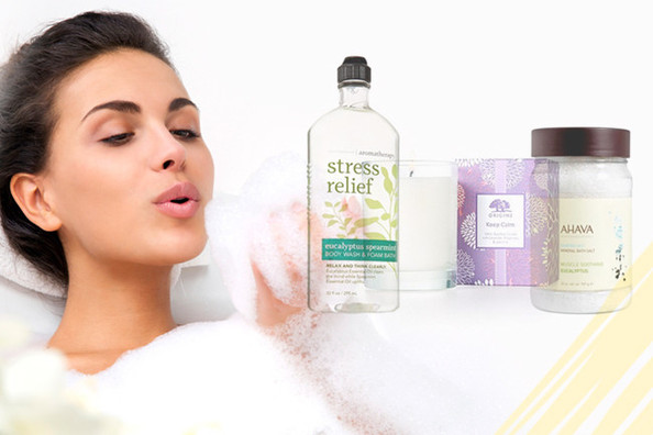 Anti-Stress Beauty Products That Soothe