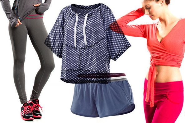 Stylish Workout Looks