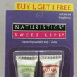Naturistics Sweet Lips Fresh Sqeezed Lip Gloss