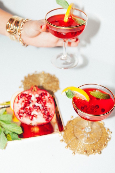 Serve a Signature Cocktail to Save on Time and Money