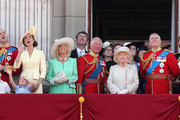 The Best Pictures Of The Royal Family From Trooping The Colour 2019