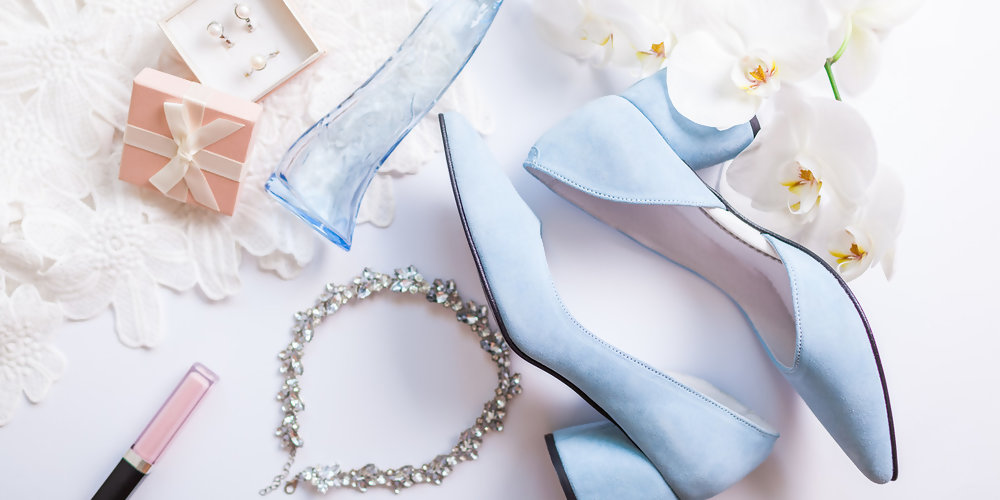 SomethingBlueWeddingShoesForYourBigDay