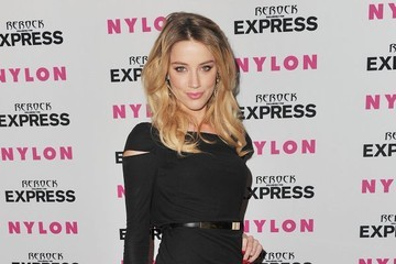 Great Hair Day: Amber Heard's Amped up Locks