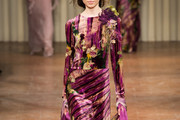 Milan's Dreamiest Runway Dresses for Fall