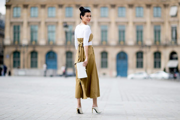 Inspiring Outfit Ideas From Paris Couture Week