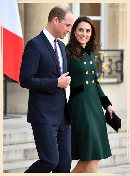 Stylish Celebrity Couples: Kate Middleton and Prince William