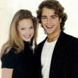 Joey Lawrence and Katherine Heigl