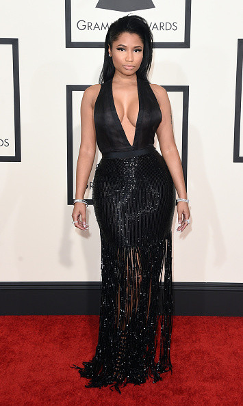 Nicki Minaj In Tom Ford, 2015
