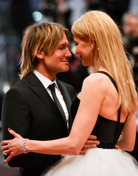 Nicole Kidman And Keith Urban At The 2017 Cannes Film Festival