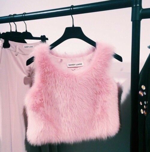 Pink & Fuzzy