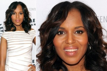 How Gorgeous Are Kerry Washington's Subtle Highlights?