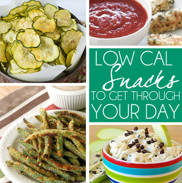Power Through Your Day Munching On these Low Calorie Snacks
